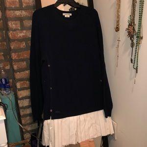 Lacoste sweater dress